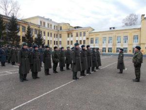 Военные части в казани список