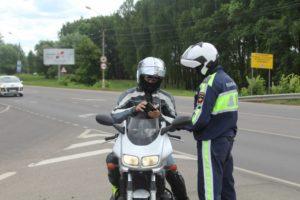 Наказание за езду без категории а на мотоцикле 2020