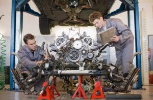 На кого нужно учиться чтобы стать механиком