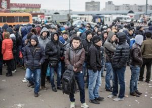 Как происходит депортация из россии в украину