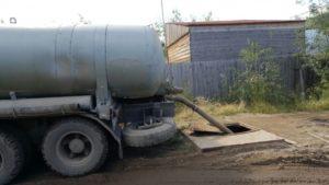 Куда сливать ассенизаторские отходы в москве