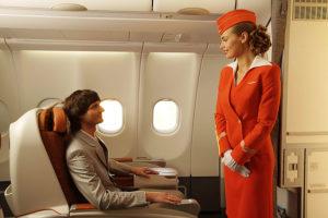 Как отучиться на стюардессу в москве аэрофлот стоимость