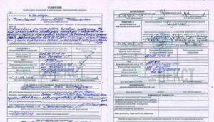 Гибдд заявление на внесение изменений в птс