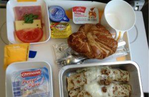 Что входит в питание стандарт в поезде