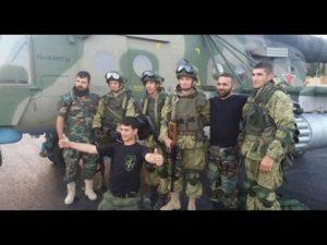 Статус ветерана боевых действий в сирии