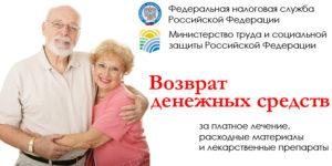 Можно ли вернуть деньги за платную операцию на глаза пенсионеру