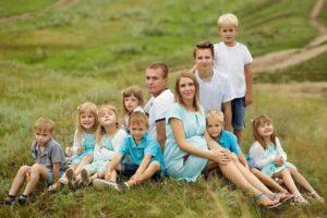 Какая семья считается многодетной в беларуси