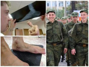 После условного срока берут в армию