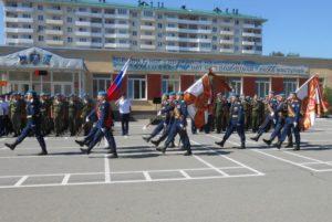 Вдв полк в новороссийске
