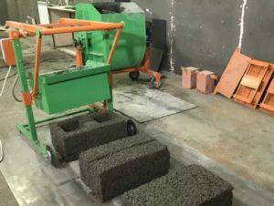 Изготовление арболитовых блоков в домашних условиях как бизнес