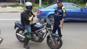 Имеет ли право дпс останавливать мотоциклистов 2020