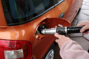 Газ которым заправляют машины