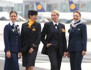 Где учат на стюардесс в санкт петербурге