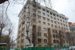 Год постройки здания по адресу москва