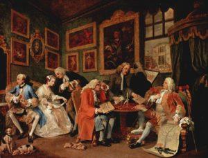 Договор галереи с художником