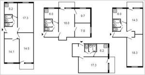 Как считается квартира улучшенка и чем отличается от хрущевки