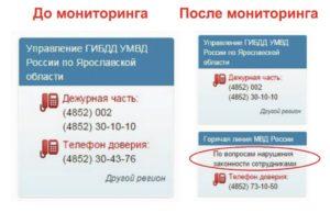 Горячая линия гаи москвы круглосуточно