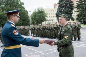 Балашиха росгвардия дивизия дзержинского 2 полк воинская часть 3186