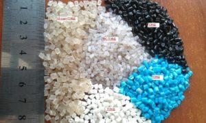 Переработка полиэтилена в гранулы