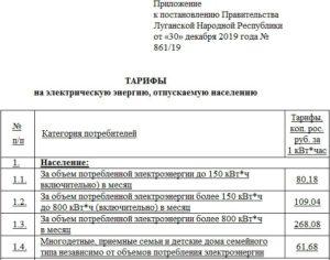 Льготы по оплате электроэнергии в москве с 1 января 2020 года