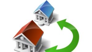 Как происходит смена адреса жилого дома