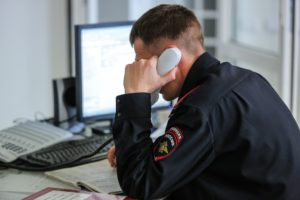 Анонимное сообщение о преступлении в полицию нижнекамск