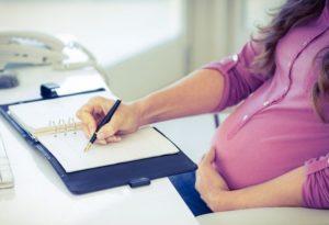 Можно ли беременной устроиться на работу официально