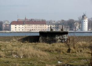 Город балтийск воинская часть на балтийской косе