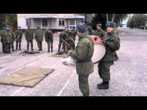 Воинская часть тамбов 61460 беседа