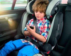 Перевозка детей в автокресле до какого возраста