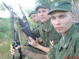 Вч3419 род войск