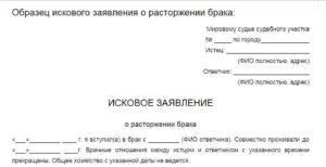 Где подать заявление на развод в красносельском районе спб