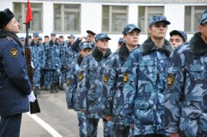 Обязательна ли служба в армии для работы уфсин