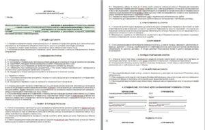 Договор на грузоперевозки почасовая с ип образец скачать бесплатно
