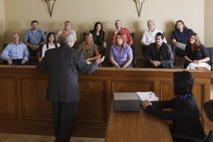 Присяжные заседатели вакансии