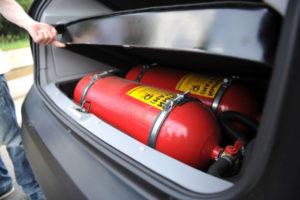 Перевести машину на газ цена