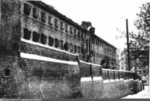 Таганская тюрьма старые фотографии