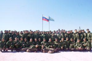 15 отдельная мотострелковая бригада миротворческих сил