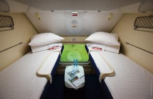 Есть ли в поездах москва санкт петербург двухместные купе