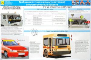 Организация выпуска автобусов на линию