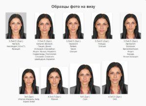 Требование к фотографии для британской визы