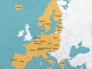 Финляндия входит в шенгенскую зону