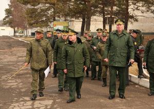 Где находятся военные части обеспечения штаба в хабаровске