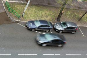 Разрешена ли стоянка на закруглении парковочного места