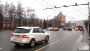 Камеры на автобусную полосу в казани расположение