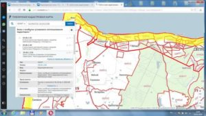 Карта реестр водоохранных зон рф пра