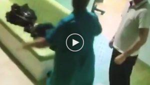 Муж избил беременную жену куда писать заявление