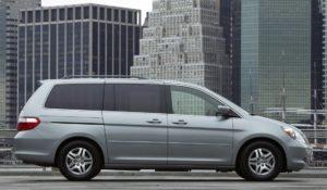 Хонда минивэн с высоким клиренсом