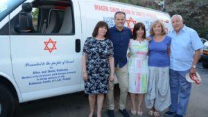 Зарплата водителя скорой помощи в израиле