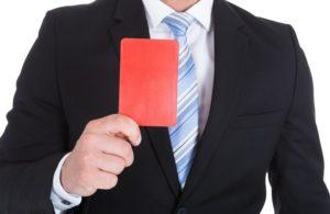 Директор и участник в одном лице дисквалифицирован